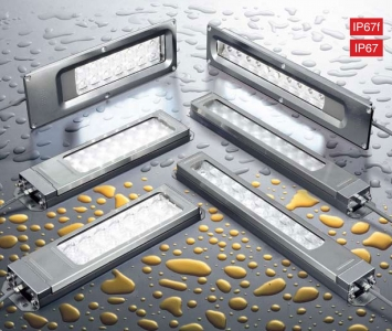 Led Lighting For Machine Tools From